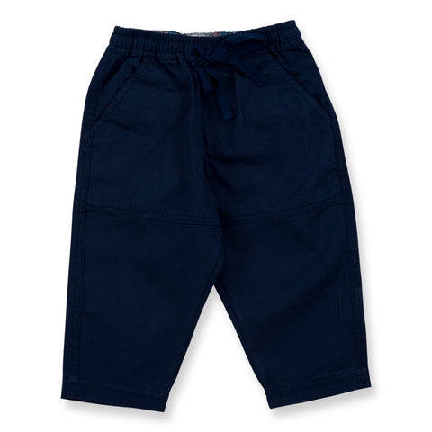 Navy Dusty Pant Baby