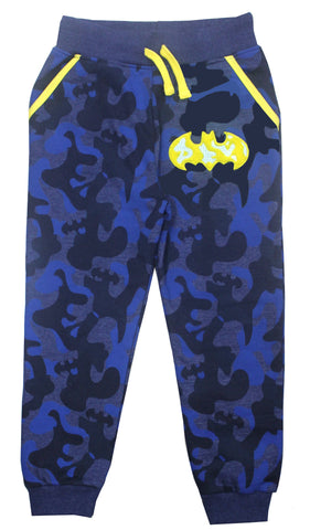 Batman Camo Denim Effect Sweatpants