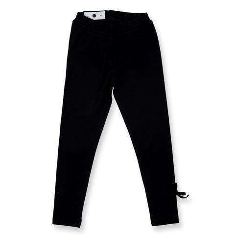 Black Slim Legging