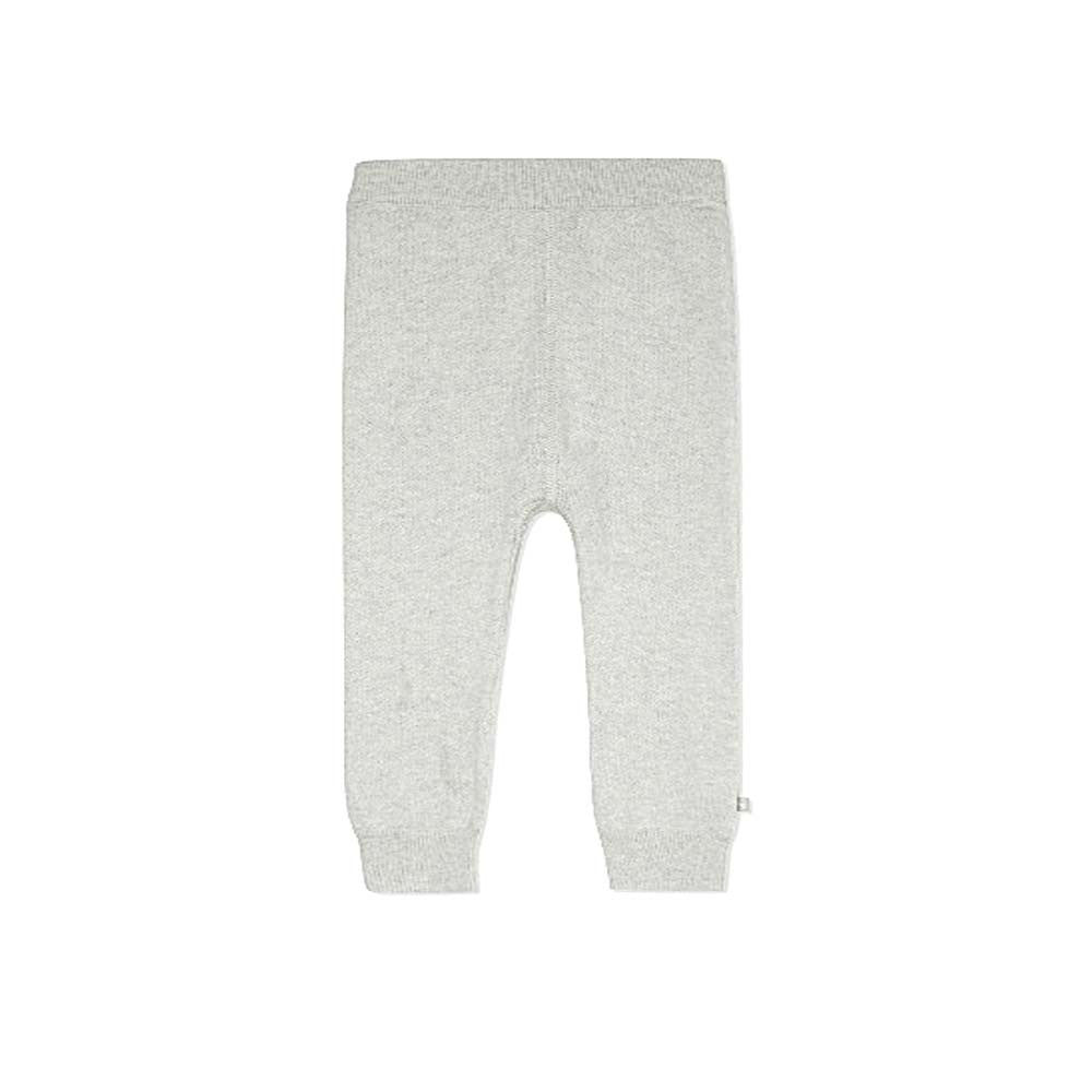 Knitted Cashmere Pants Grey