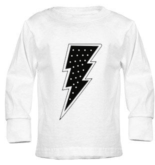 Lightning Long-Sleeved Tee