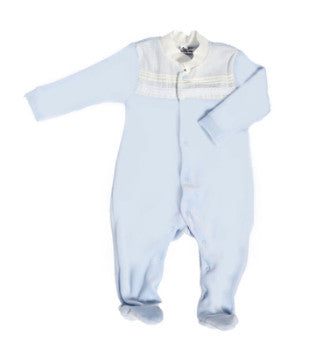 Blue Dreams Sleepsuit