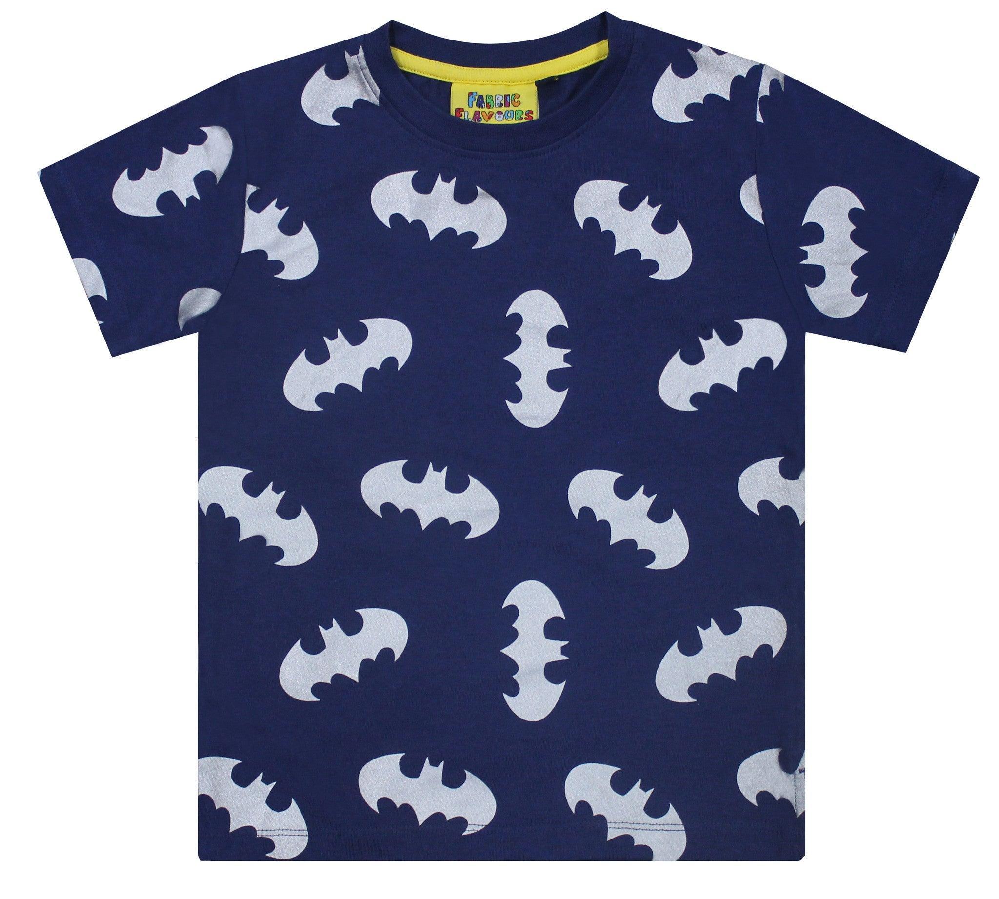 fea4b2fafc5 Batman Metallic Repeat Print T-Shirt | Little Giant Edit: Stylish,  affordable luxury kids clothing – littlegiantedit