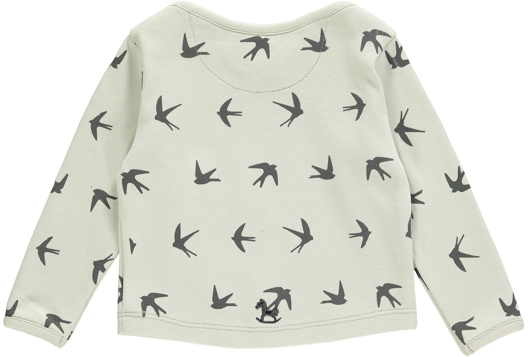 Swallow Long-Sleeved Tee