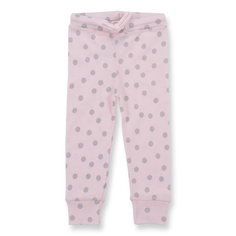 Petal Dotty Baby Leggings