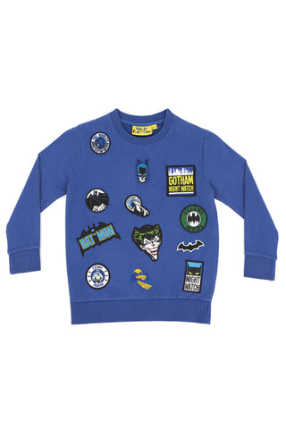 Batman Blue Sweatshirt
