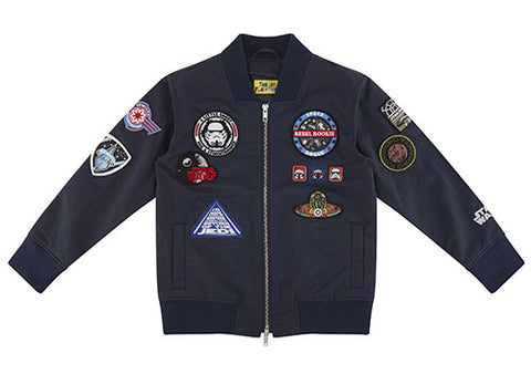 Star Wars Badges Bomber Jacket
