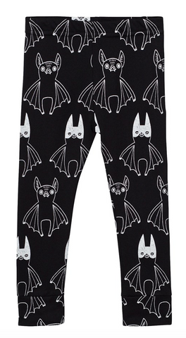 Midnight Batty Leggings