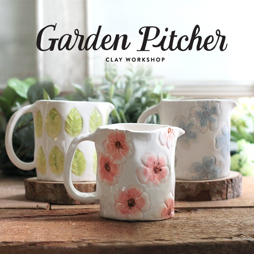 Adult | Garden Pitcher