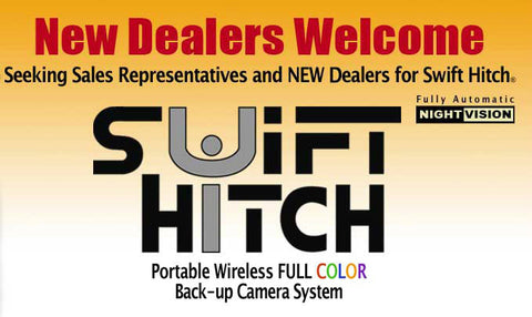 New Swift Hitch Dealer Welcome