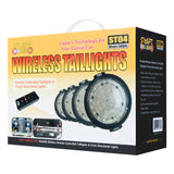 Swift Taillights ST04 - Portable Wireless Remote Controlled Taillights & Front Directional Lights - Swift Hitch - Suntronics Technologies Inc