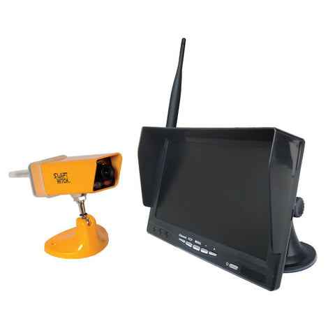 SH01A -  Swift Hitch® SH01 7 inch LCD with extended antenna - Swift Hitch - Suntronics Technologies Inc