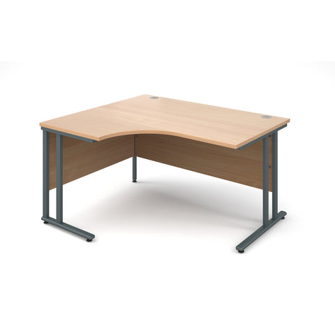 Maestro25 GL Left hand ergonomic desks