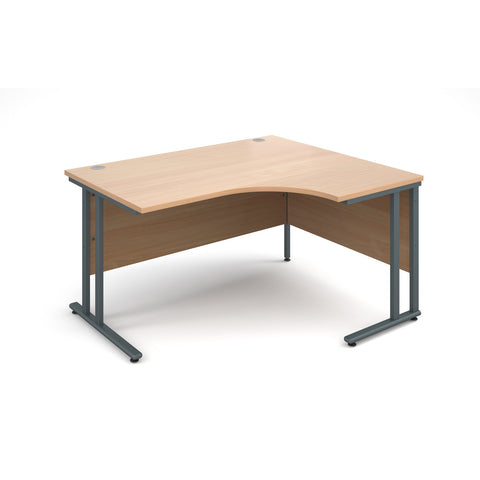 Maestro25 GL Right hand ergonomic desks