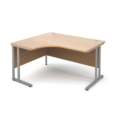 Maestro25 SL Left hand ergonomic desks