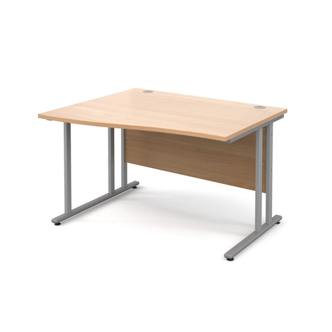 Maestro25 SL Left hand wave desks