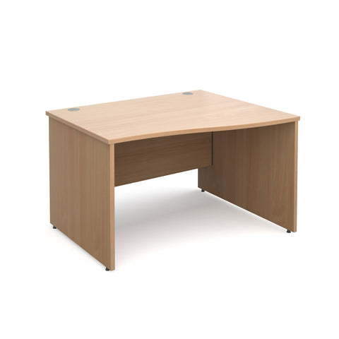 Maestro25 PL Right hand wave desks