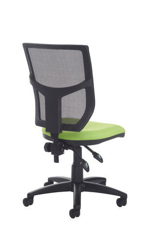 Task & operator seating Altino high back operator chair with no arms