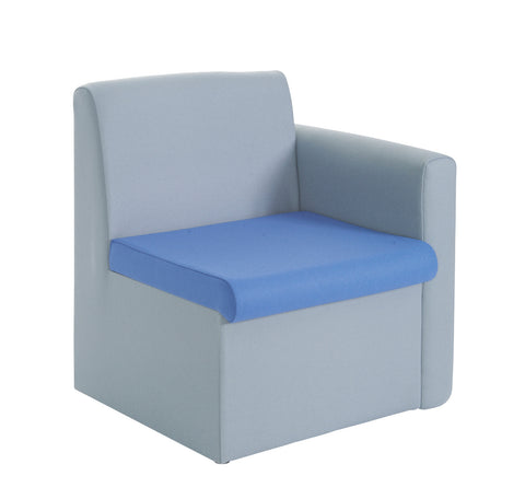 Reception & soft seating Alto left arm