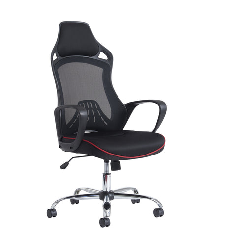 Executive & managers seating Andretti high mesh back chair