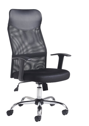 Task & operator seating Aurora high back mesh chair