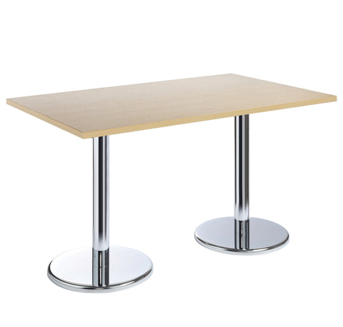 Café tables Pisa rectangular top tables