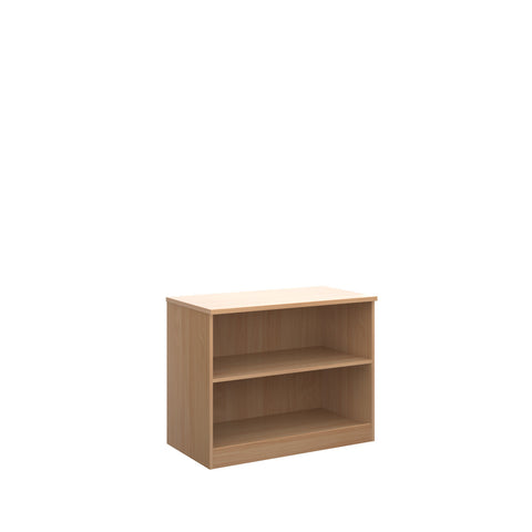 Bookcases 800mm high deluxe bookcase