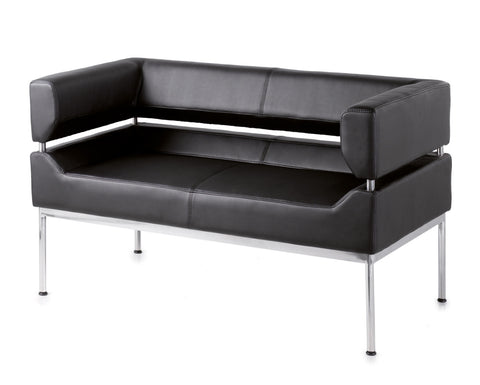 Reception & soft seating Benotto 2 seater