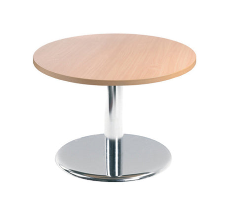 Coffee tables Circular trumpet base coffee tables