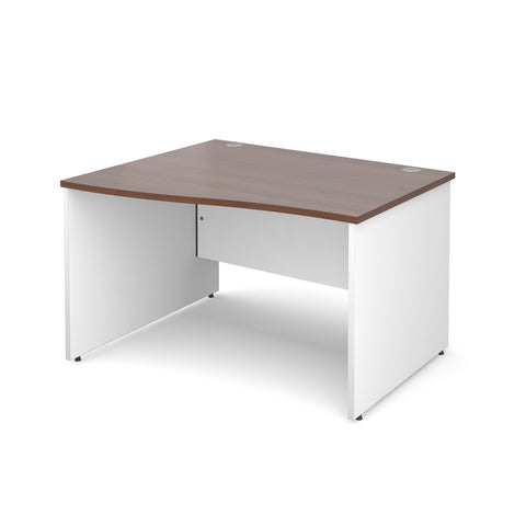 Duo Left hand wave desks