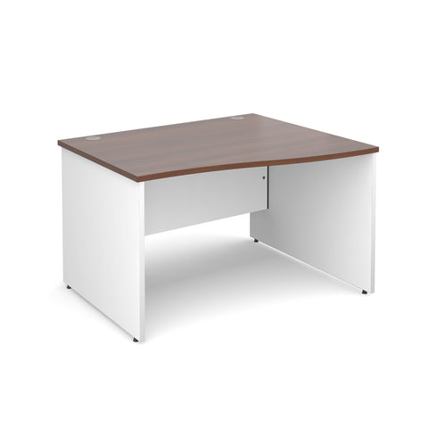 Duo Right hand wave desks