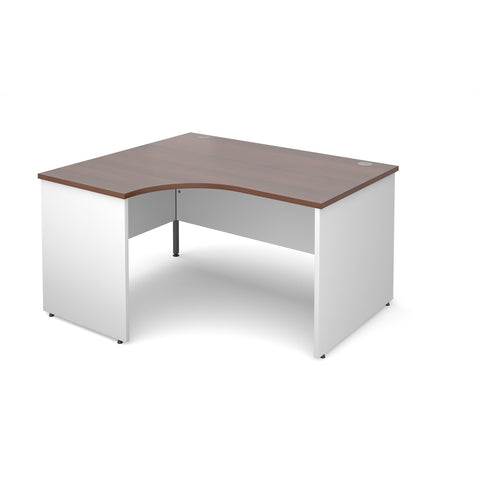 Duo Left hand ergonomic desks
