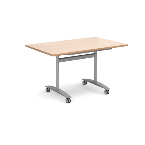 Fliptop meeting tables Straight fliptop tables