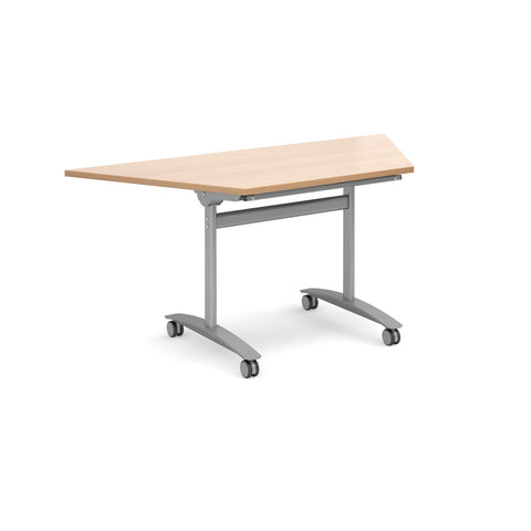 Fliptop meeting tables Trapezoidal fliptop tables