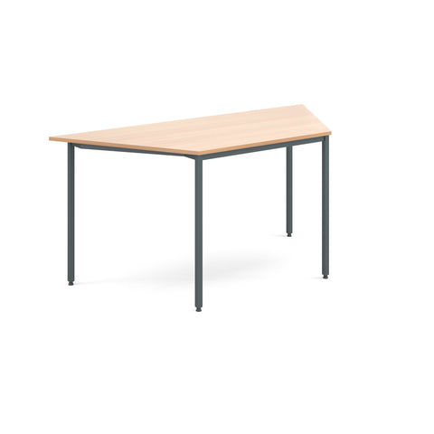 Flexi-tables Trapezoidal flexi-table with graphite frame