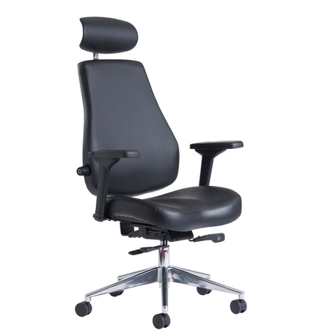 24hr & ergonomic seating  Franklin high back 24 hour task chair