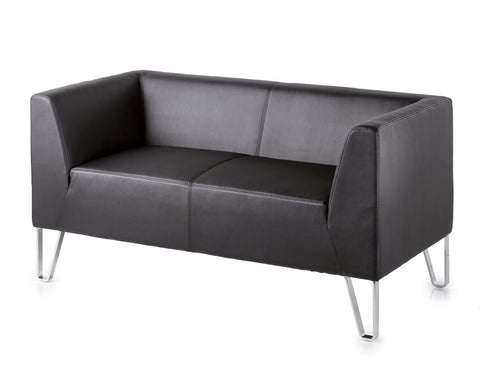 Reception & soft seating Linear 2 seater