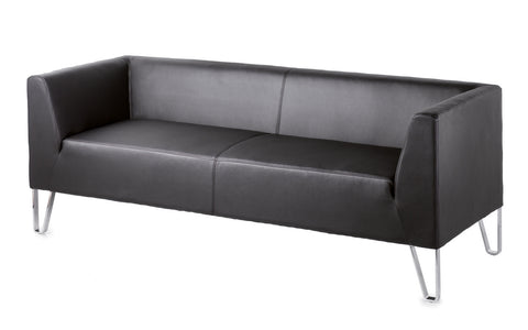 Reception & soft seating Linear 3 seater