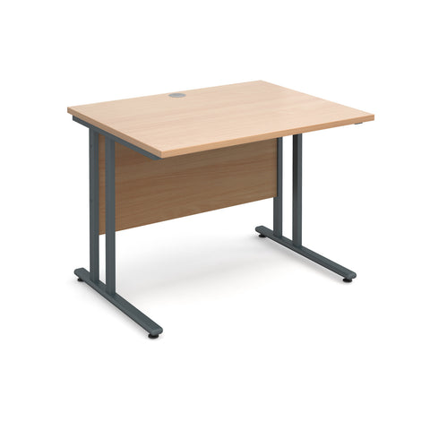 Maestro25 GL Straight desks