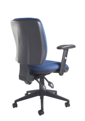 24hr & ergonomic seating  Mode 100 contract operator chair