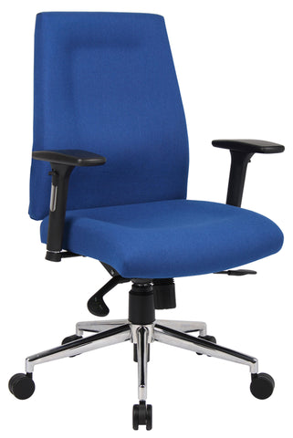 24hr & ergonomic seating  Mode 200 contract managers chair