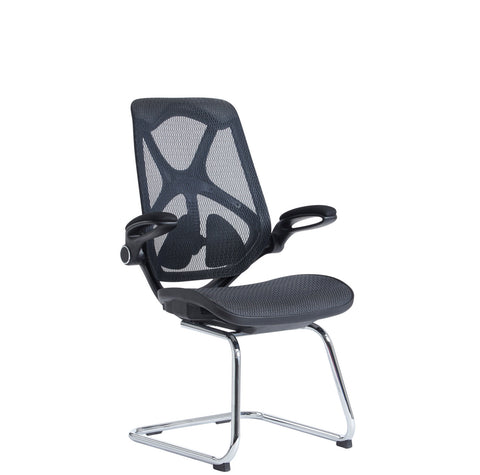 Task & operator seating Napier mesh visitors chair