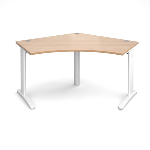 TR10 120 degree desks