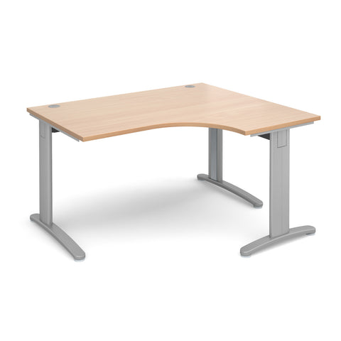 TR10 Deluxe right hand ergonomic desks