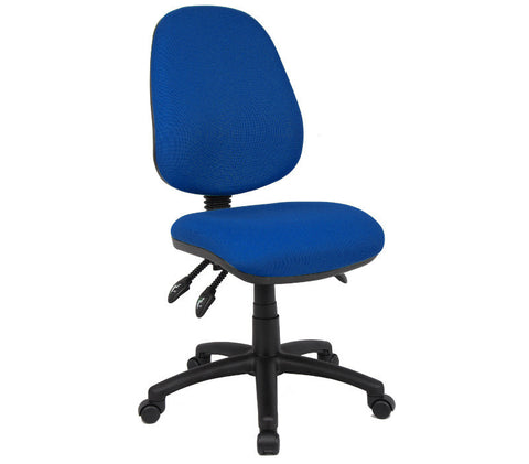 Task & operator seating Vantage 200 fabric operator chair with no arms