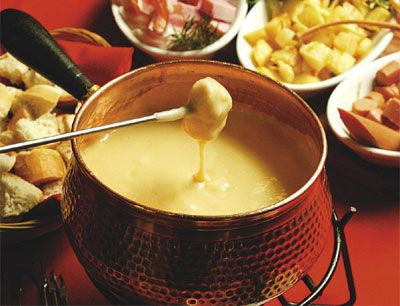 Fondue, Anyone?