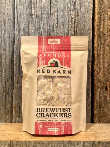 Brewfest Crackers