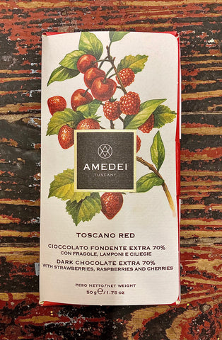 Amedei Italian Chocolate Bars