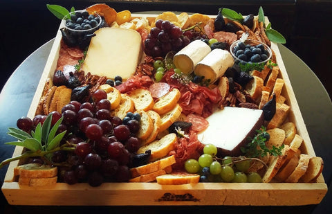 Medium Bimi's Cheese Platter