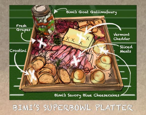 Superbowl Sunday Platter